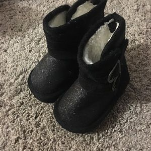 Other - Baby glitter boots